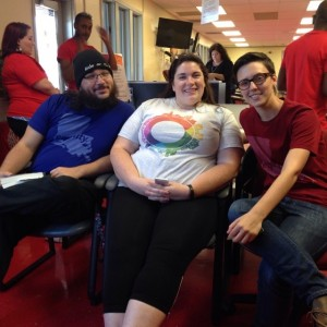 National Gay Blood Drive 1